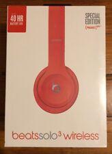 Beats Solo 3 Wireless Headphones - RED