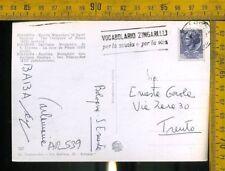 Repubblica Annullo Meccanico a Targhetta ar 539 vocabolario Zingarelli Bologna