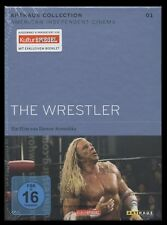 DVD THE WRESTLER - MICKEY ROURKE + MARISA TOMEI *** NEU ***