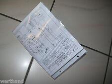 Miele Schaltplan  CVA 5060 5065 5068  Kaffeevollautomat