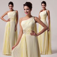 FREE POSTAGE~ Long Prom Wedding Evening Formal Party Ball Gown Cocktail Dresses