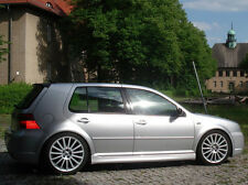 VW MK4 Side Skirts R32 4 Door  GTI Golf R SIDESKIRTS for Volkswagen ( 99 - 05 )