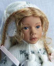 "Heidi Ott Little Ones 12"" DARCY redressed? in Sweater set, Mint, No Box"