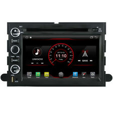 Android 8.1 Car Stereo DVD Player GPS Radio For Ford F150 Fusion Expedition Edge