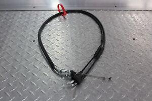 2012 SUZUKI VSTROM 1000 DL1000 THROTTLE CABLES LINES 58300-06G11