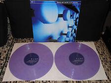 Jimmy Eat World Static Prevails  2LP 180g Lavender colored vinyl NEW