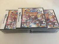 SNK vs. Capcom: Card Fighters (Nintendo DS, 2007) DS NEW