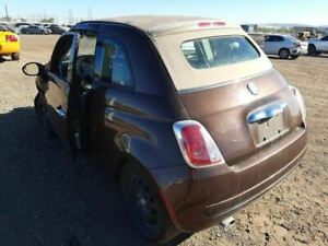 Passenger Right Front Spindle/Knuckle 2 Door Fits 12-17 FIAT 500 1456309