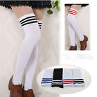 Girls Ladies Women Thigh High OVER the KNEE Socks Long Cotton Stockings