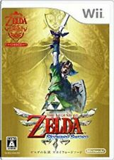 The Legend of Zelda Skyward Sword Wii  Used w/Limited Edition Special CD