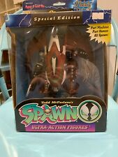 McFarlane Toys Spawn Ultra Action Figure Special Edition Future Spawn