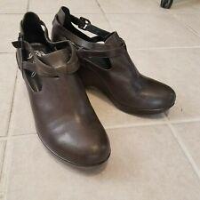 Dansko Women's Franka Wedge Shoes - Size 42 - US 11.5 - Grey