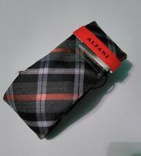 Alfani Men's Tie Warren Plaid New