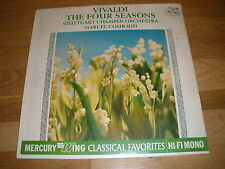 MARCEL COURAUD vivaldi the four seasons LP Record - Sealed