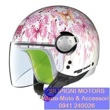 Casco Mini-jet Grex G1.1 Fancy Butterfly 1 XXS