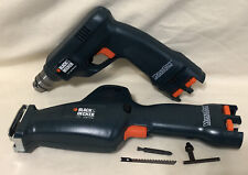 Black & Decker VersaPak Cordless Drill & Saw - NEW (No Batteries)