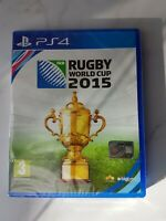 Rugby World Cup 2015 (PS4) PlayStation 4 Brand New and Sealed FAST FREE SHIPMENT