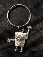 Spongebob Squarepants Bikini Bottom Pewter Keychain