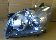 TOYOTA AVENSIS HEADLIGHT PASSENGER SIDE LEFT HAND  2006-2009 NEW