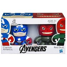Marvel Avengers Captain America Red Skull Mini Muggs Hasbro NIB NIP