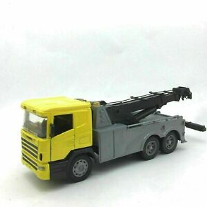 Newray 1:32 Scale Scania Tow Truck Diecast Car Model Toy Classical