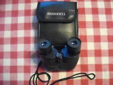 BUSHNELL HILLARY LEGEND 8X25 BINOCULARS IN ORIGINAL CASE.