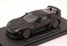 Lexus Lfa Allestimento Nurburgring Matt Black 1:43 Model 44640 EBBRO
