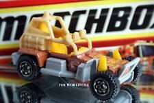 2017 Matchbox Rugged Vehicles Exclusive Sahara Sweeper