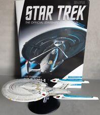 Star Trek U.S.S. Enterprise ncc-1701e 28-cm colección Eaglemoss Engl. revista