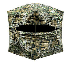 Primos Double Bull Deluxe Hub Style Ground Blind with Double Door - 60061