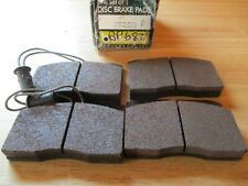 FDB511 BP687 New Belaco Front  Brake Pads Iveco Daily 35 40 (F8) 1986-1989