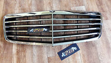 Mercedes E-Klasse W211 Sedan / Wagon 2006-2009 Front Grill chrome + black