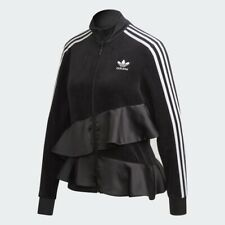 Adidas Originals Women's J KOO Black Track Jacket FT9883