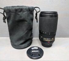 Nikon Zoom-NIKKOR 70-300mm f/4.5-5.6 M/A ED G VR AF-S Lens
