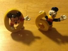 Applause Disney Mickey With 0 And Donald With 6 Figures