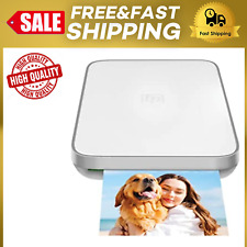 Lifeprint 3x4.5 Portable Photo and Video Printer for iPhone and Android. Make...