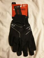 Giro Westerly Wool Merino Wool - Cycling Gloves Full Finger Black XXL - Thermal