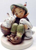 vintage Hummel Goebel Figurine Playmates Hasenvater 1987 EUC