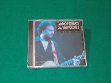 fossati ivano Carte Da Decifrare cd Concerto Vol.2