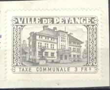 Luxembourg local revenue Petange Taxe Communale timbre fiscal