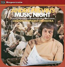 LONDON SYMPHONY ORCHESTRA/PREVIN - André Previn's Music Night. New LP + sealed
