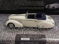 Lancia Astura Tipo 233 Corto 1936 White 1:43 MINICHAMPS 437125330