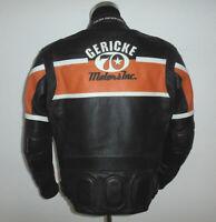 Hein Gericke Motorradjacke Lederjacke vintage bikerjacke oldschool jacket D52 M