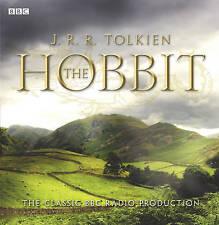 The Hobbit by J. R. R. Tolkien (CD-Audio, 2012)