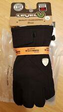 LEVEL GANT I- SUPER RADIATOR W GTX BLACK Ski Snowboard Gloves