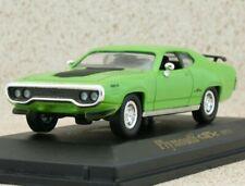 PLYMOUTH GTX - 1971 - green - YATMING 1:43