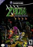 Legend of Zelda Four Swords - Nintendo Gamecube Game Authentic