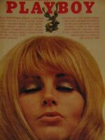 Playboy December 1969   Gloria Root   #7740