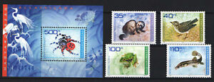 Hungary 2003. Animals birds, fishes, spiders set + sheet collection MNH (**)