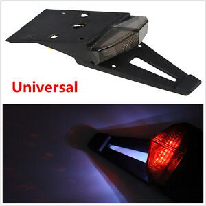 High Quality Durable Motorcycle Bike Fender LED Brake Stop Rear Tail Turn Light